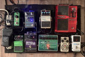 Digitech, Boss, MXR, Joyo, Donner, Electro Harmonix, Foot Pedals, Marshall Amplification, ESP Guitars, Gibson Guitars, Fender Guitars, EMG, Seymour Duncan, Dimarzio, Audio Blast
